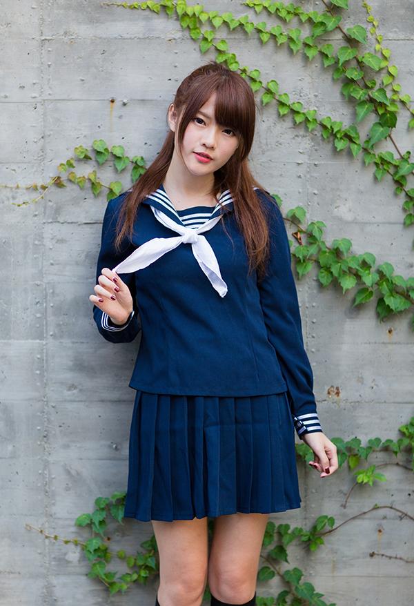 コスプレ学生服デリヘル風俗嬢